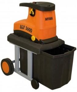 Walzenhäcksler ATIKA ALF-2600
